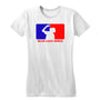 Major League Drinker Women's Tee