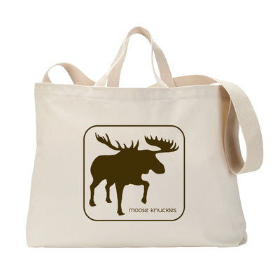 Moose Knuckle Tote Bag