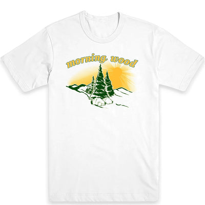 Morning Wood Men's Tee