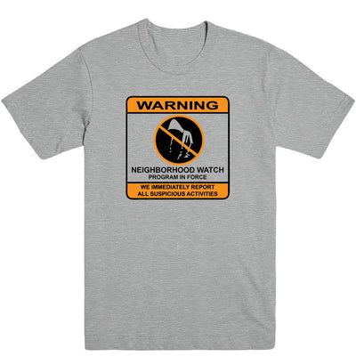 Neighborhood Watch Men's Tee