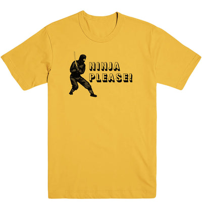 Ninja Please Men's Tee