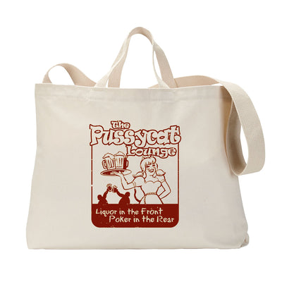 Pussy Cat Lounge Tote Bag
