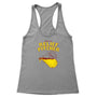 Relief Pitcher Women's Racerback Tank