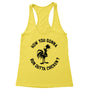 Run Outta Chicken Women's Racerback Tank
