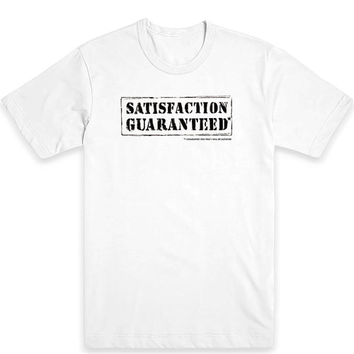 Satisfaction Men's Tee