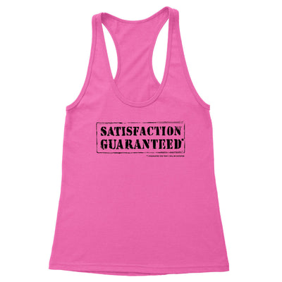 Satisfaction Women's Racerback Tank