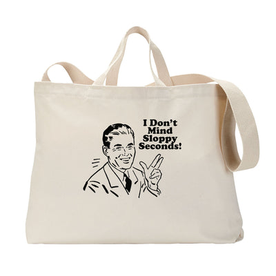 Soppy Seconds Tote Bag