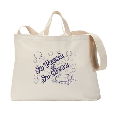 So Fresh So Clean Tote Bag