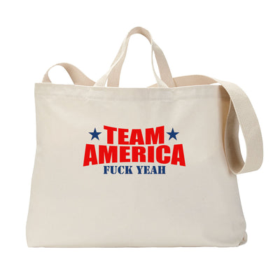 Team America Tote Bag