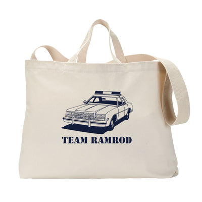 Team Ramrod Tote Bag