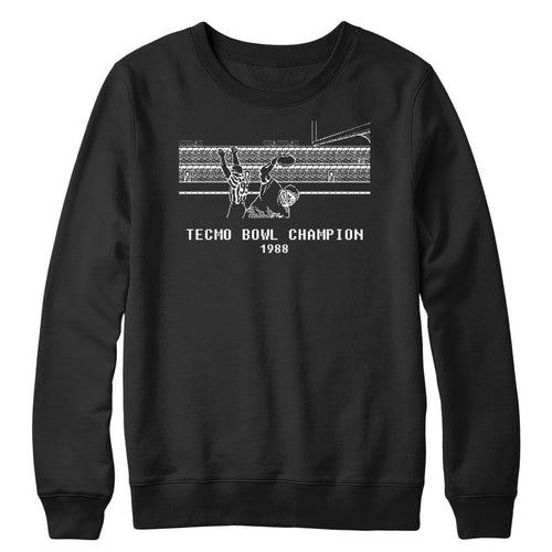 Tecmo Bowl Champion Crewneck