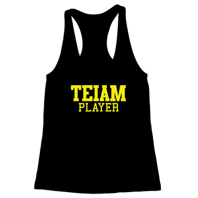 Teiam Player Women's Racerback Tank