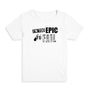 Too Epic To Fail Kid's Tee