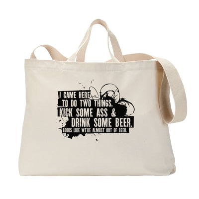 Two Things Tote Bag