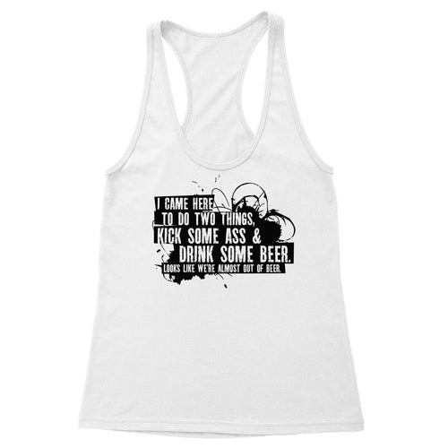 Two Things Women's Racerback Tank