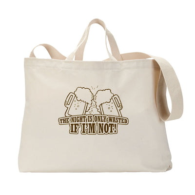 Wasted Night Tote Bag