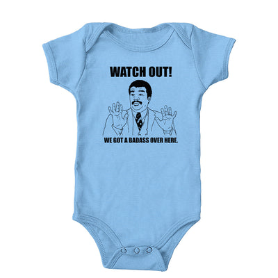 Watch Out Onesie