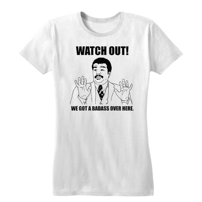 Watch Out Women's Tee