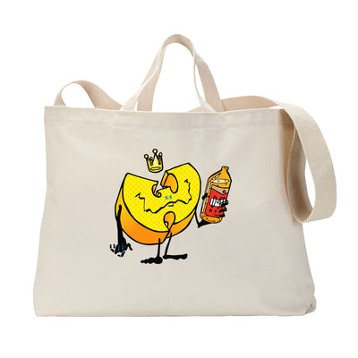 Wu Buddy Tote Bag