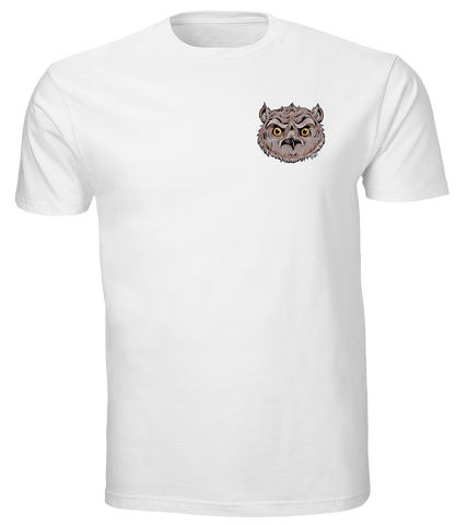 Pocket Owl Head Tee