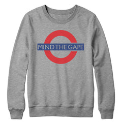 Mind the Gape Crewneck Sweatshirt