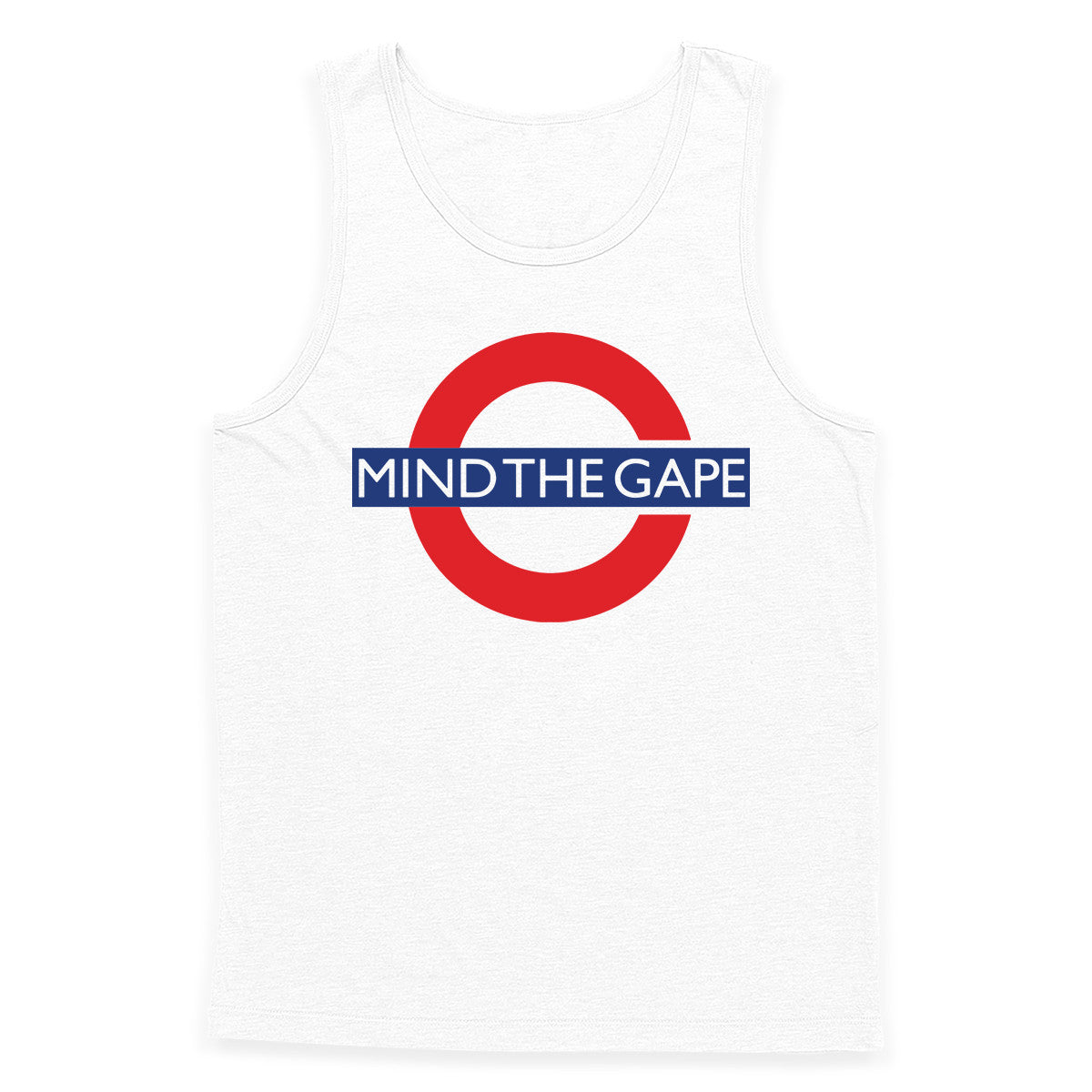 Mind the Gape Tank Top