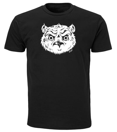 White Owl Head Tee