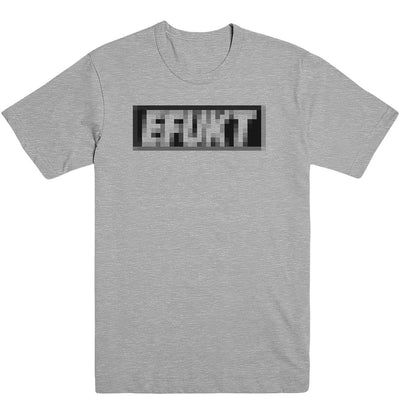 Pixelated Logo Men's Tee