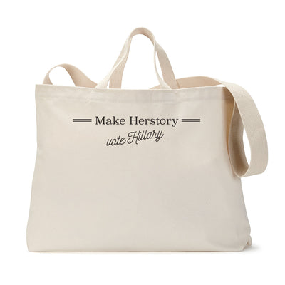 Make Herstory Tote Bag
