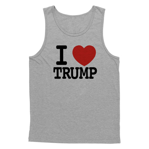 I Love Trump Tank Top