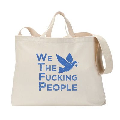 WTFP Dove Tote Bag