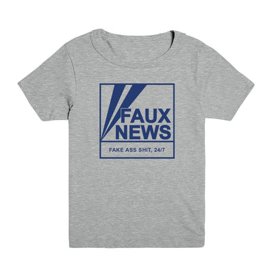 Faux News Kid's Tee