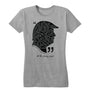 Presidential Quote - Grab Her Women's Tee
