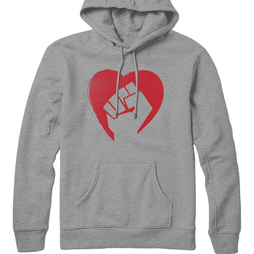 Hearts and Fists Hoodie