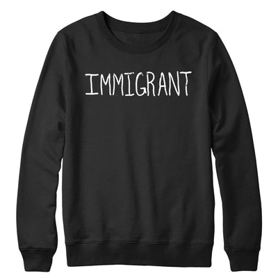 Immigrant Crewneck