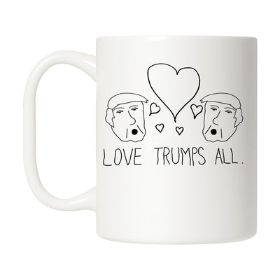Love Trumps All Mug