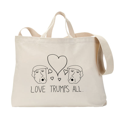 Love Trumps All Tote Bag