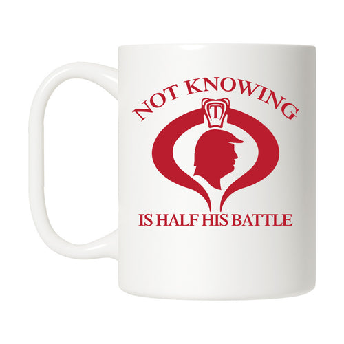 Not Knowing Mug