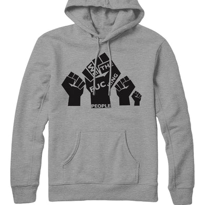 The People's Fist Hoodie