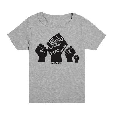 The People's Fist Kid's Tee