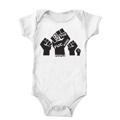 The People's Fist Onesie