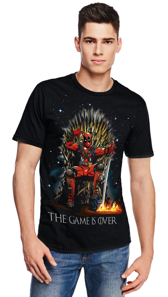 Dead pool Game is Over throne