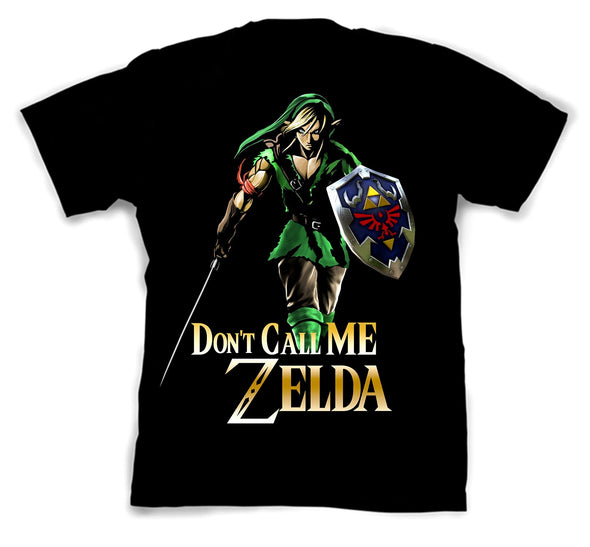 DON'T CALL ME ZELDA