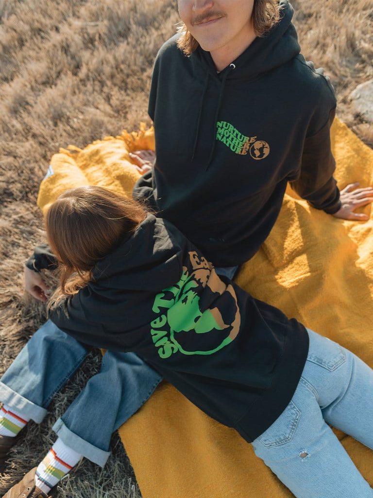 Indy Brand Clothing SWEATSHIRT 🌍 Save The Earth Hoodie 🌍