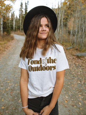 THE 'FOND OF' TEE