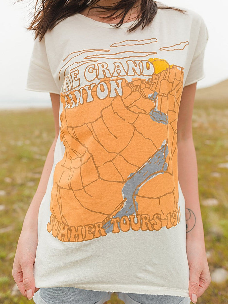 GRAND CANYON 'ROCKER' TEE