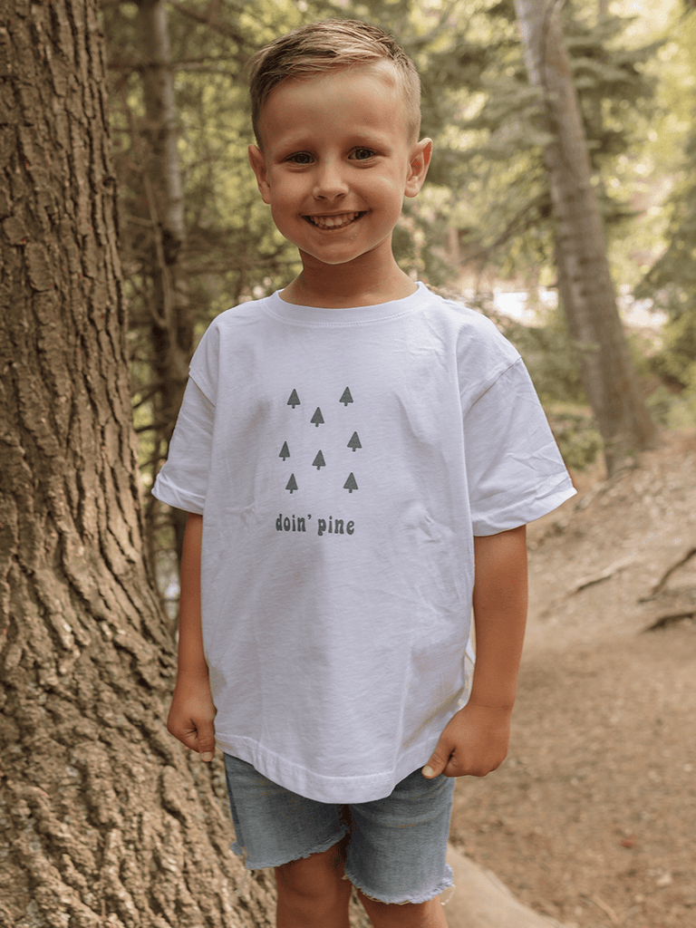 Indy Brand Clothing Kids KIDS DOIN PINE