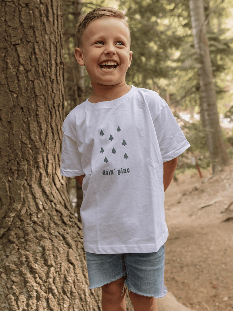 Indy Brand Clothing Kids 2T KIDS DOIN PINE