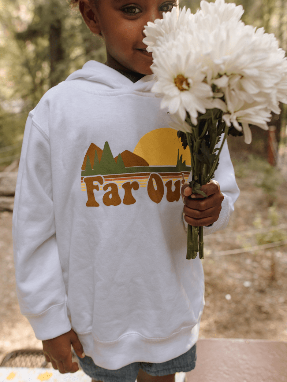 KIDS FAR OUT SWEATSHIRT