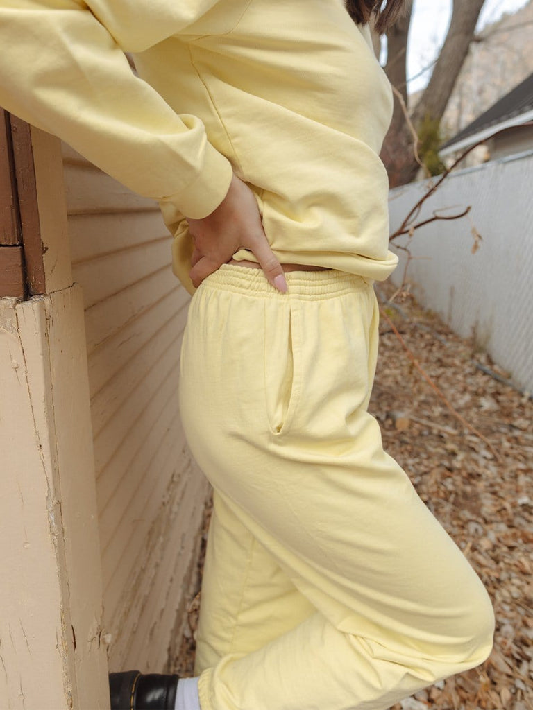 Indy Brand BOTTOMS XS LEMON COLOR SET BOTTOM